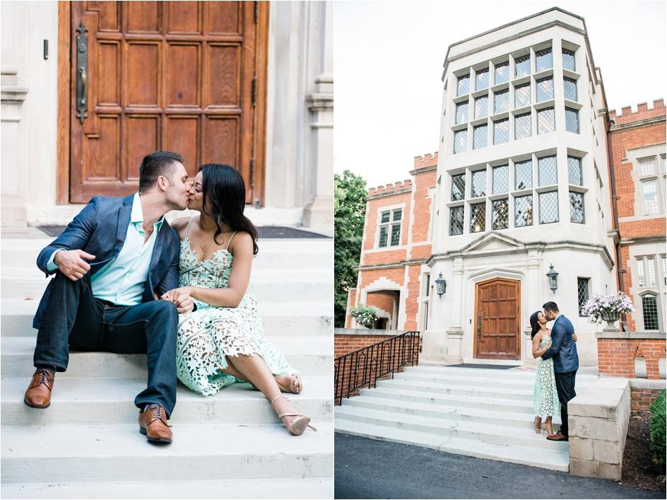 Jeffrey Mansion Engagement