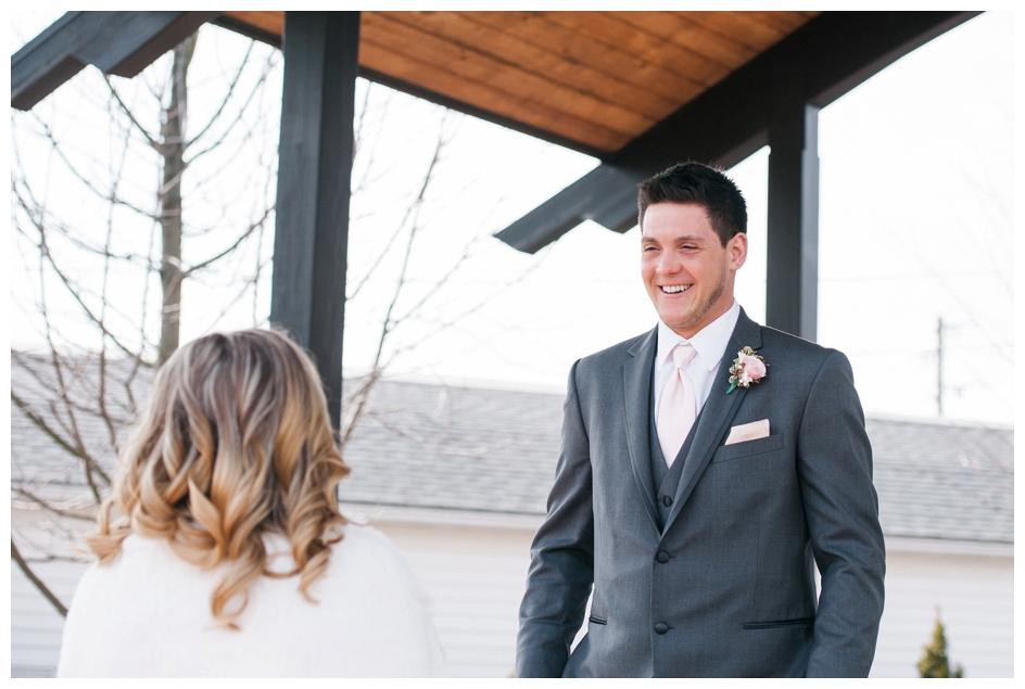 Arlyn & Niky - Train Station Wedding Hartville Ohio - Columbus Ohio Photographer_0023