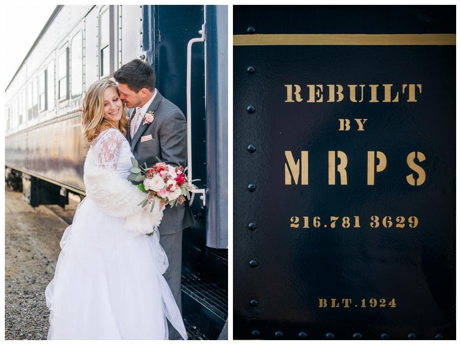 Arlyn & Niky - Train Station Wedding Hartville Ohio - Columbus Ohio Photographer_0033