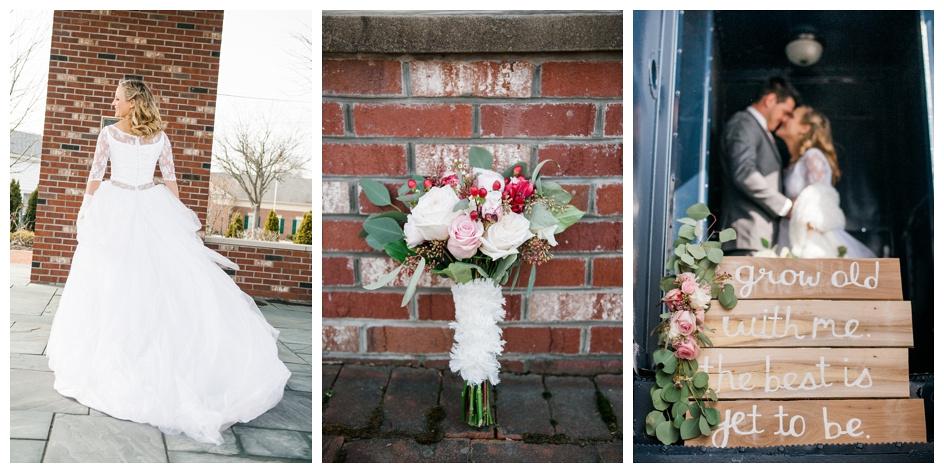 Arlyn & Niky - Train Station Wedding Hartville Ohio - Columbus Ohio Photographer_0032