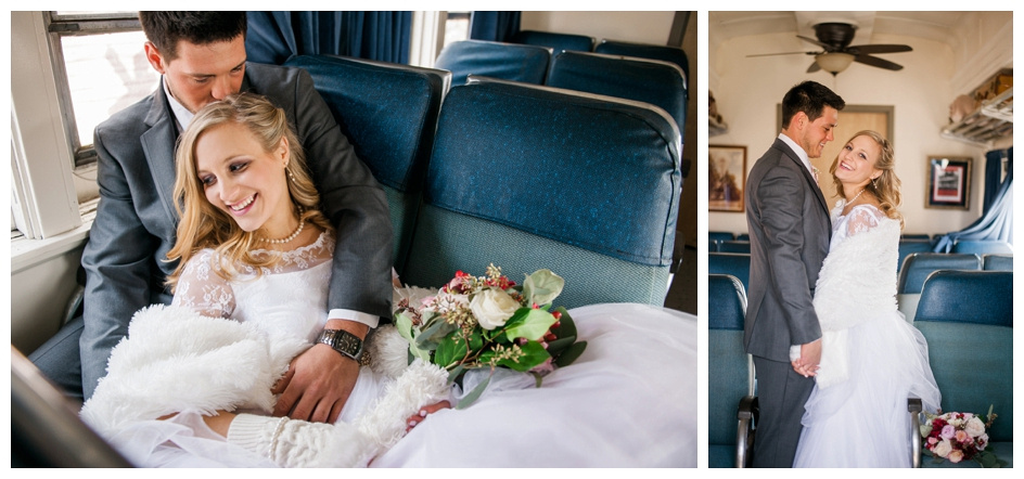 Arlyn & Niky - Train Station Wedding Hartville Ohio - Columbus Ohio Photographer_0056