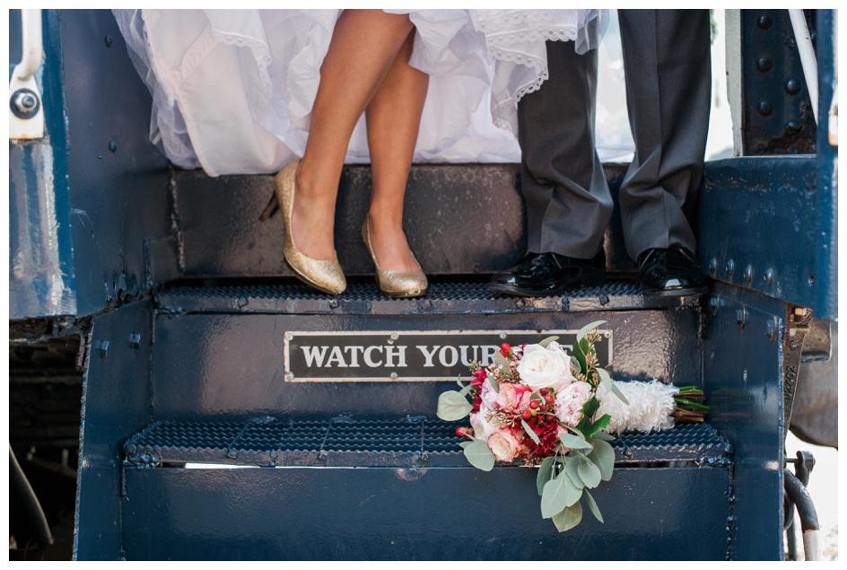 Arlyn & Niky - Train Station Wedding Hartville Ohio - Columbus Ohio Photographer_0034