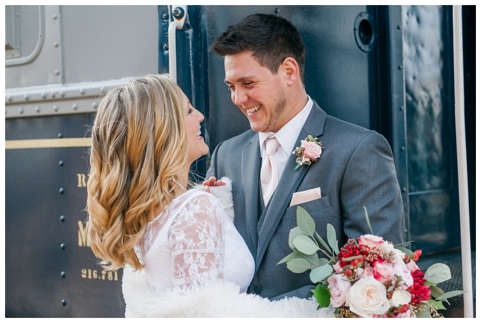 Arlyn & Niky - Train Station Wedding Hartville Ohio - Columbus Ohio Photographer_0037