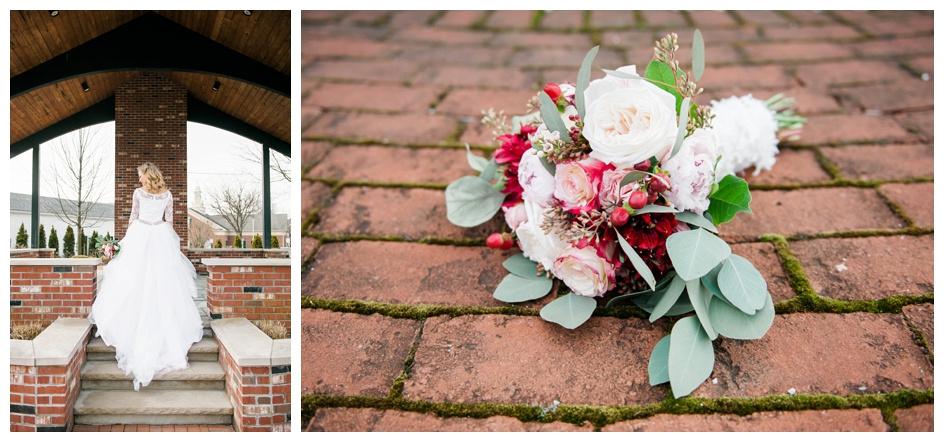 Arlyn & Niky - Train Station Wedding Hartville Ohio - Columbus Ohio Photographer_0031
