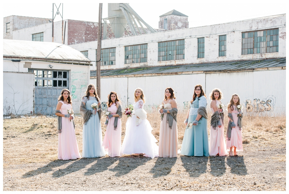 Arlyn & Niky - Train Station Wedding Hartville Ohio - Columbus Ohio Photographer_0083