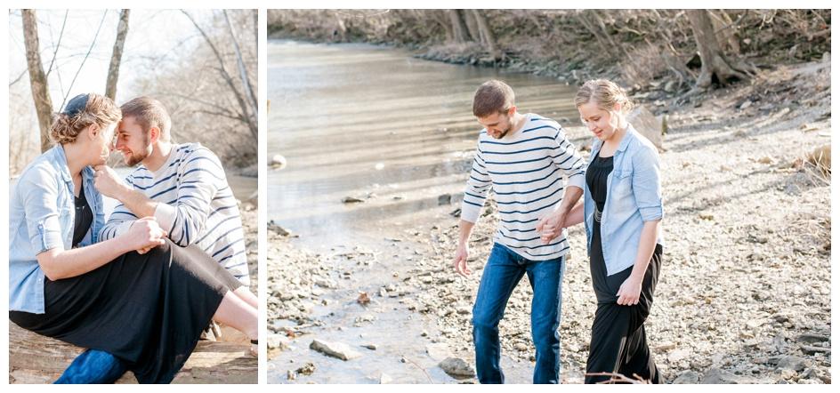 Tim & Kelly - Engagement - Columbus Ohio Photographer_0004