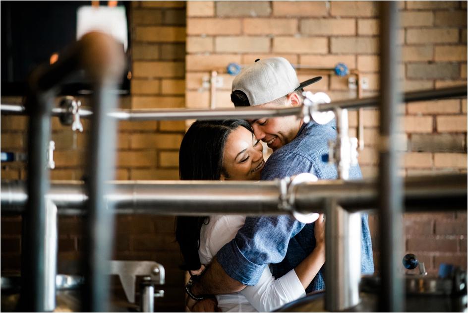 Columbus Ohio Wedding Photographer - North High Brewing - Richy & Alyson Engagement_0035