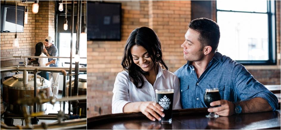 Columbus Ohio Wedding Photographer - North High Brewing - Richy & Alyson Engagement_0024