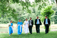 Bridal Party & Family Portraits