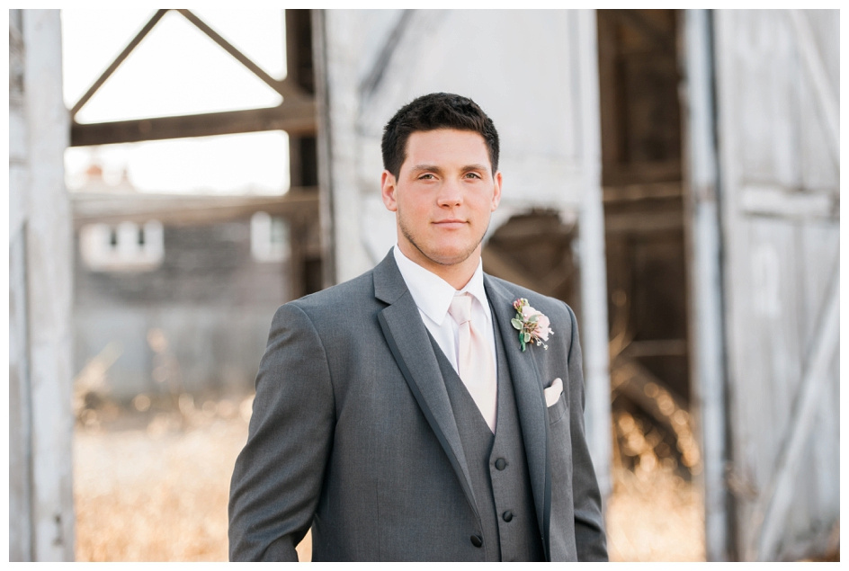 Arlyn & Niky - Train Station Wedding Hartville Ohio - Columbus Ohio Photographer_0079