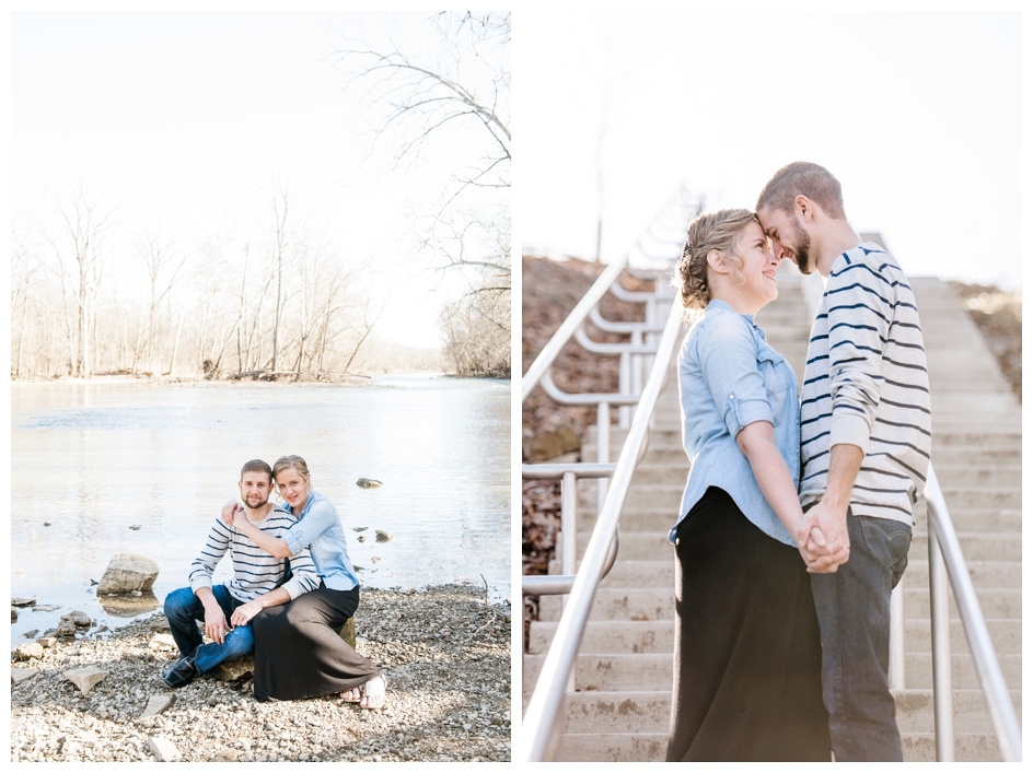 Tim & Kelly - Engagement - Columbus Ohio Photographer_0006