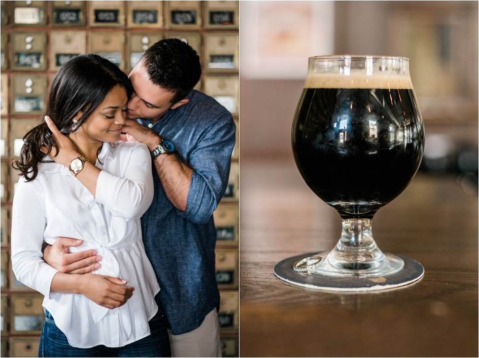 Columbus Ohio Wedding Photographer - North High Brewing - Richy & Alyson Engagement_0014