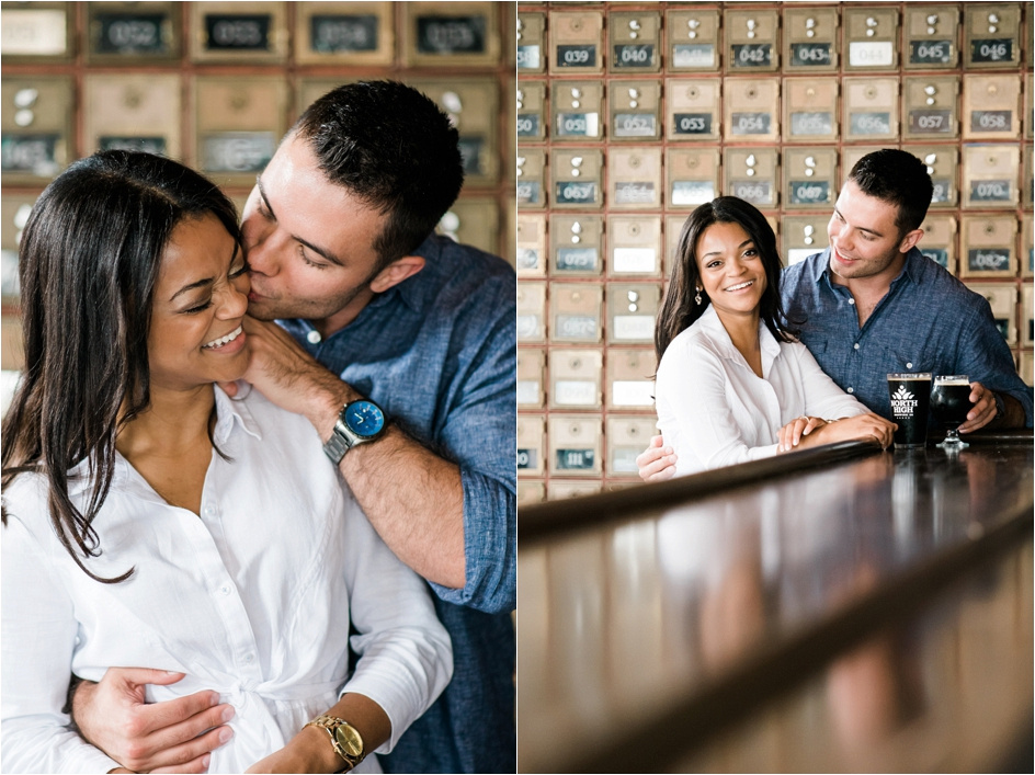 Columbus Ohio Wedding Photographer - North High Brewing - Richy & Alyson Engagement_0042