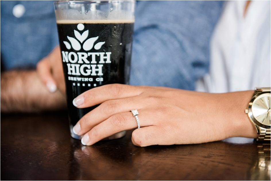 Columbus Ohio Wedding Photographer - North High Brewing - Richy & Alyson Engagement_0013