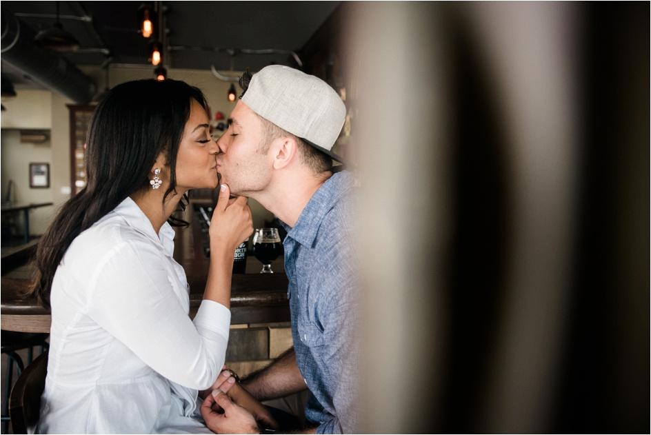Columbus Ohio Wedding Photographer - North High Brewing - Richy & Alyson Engagement_0022