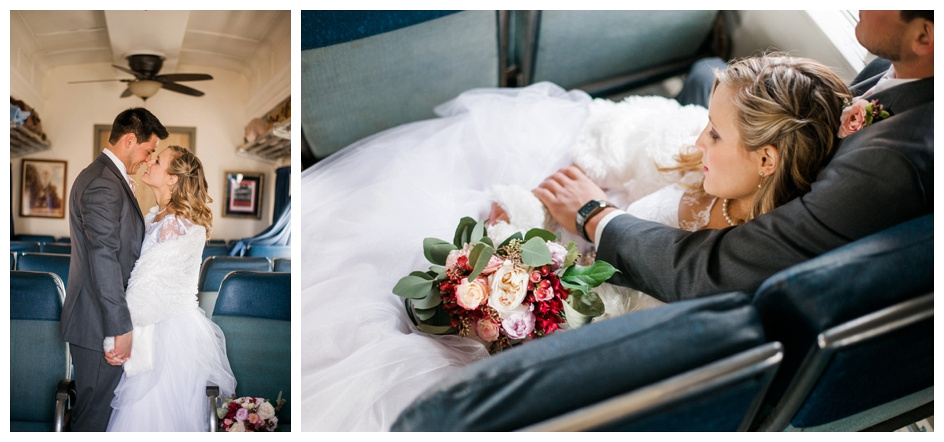 Arlyn & Niky - Train Station Wedding Hartville Ohio - Columbus Ohio Photographer_0052