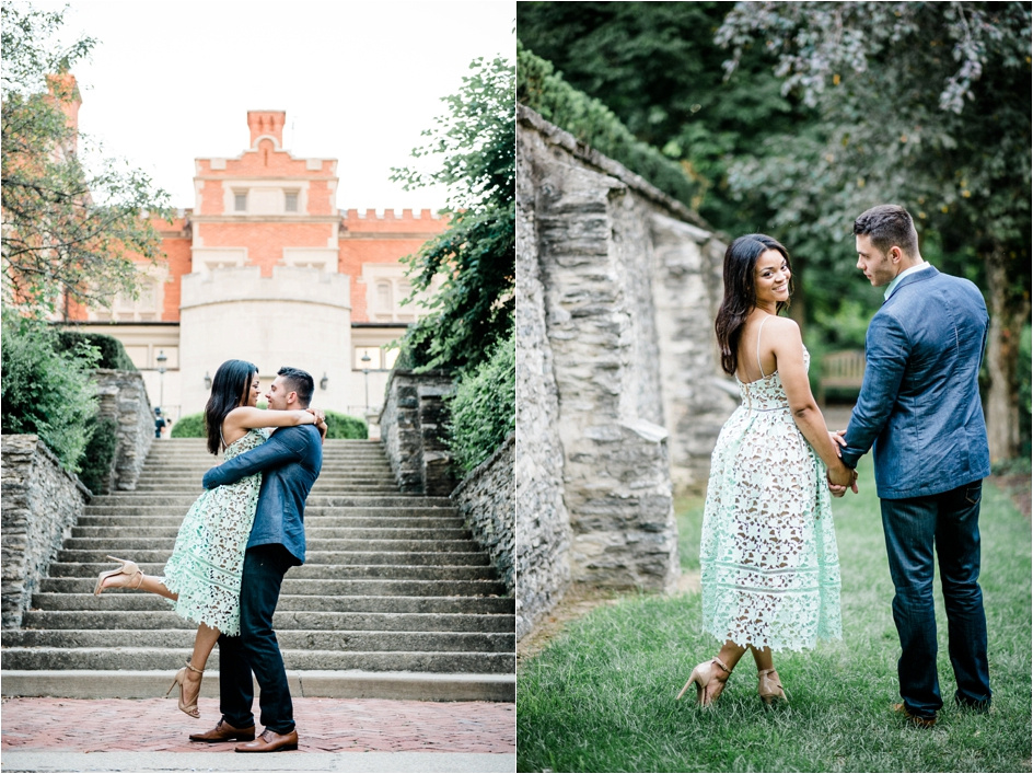 Jeffrey Mansion Engagement