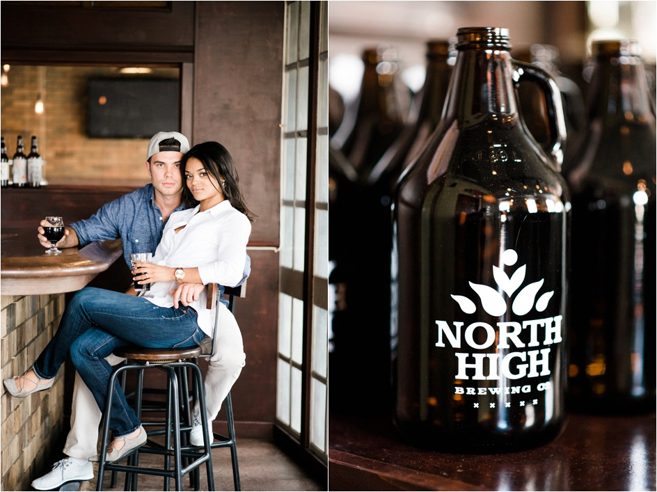 Columbus Ohio Wedding Photographer - North High Brewing - Richy & Alyson Engagement_0023